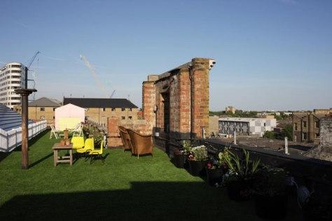 5 Dalston Roof Park 2 garden