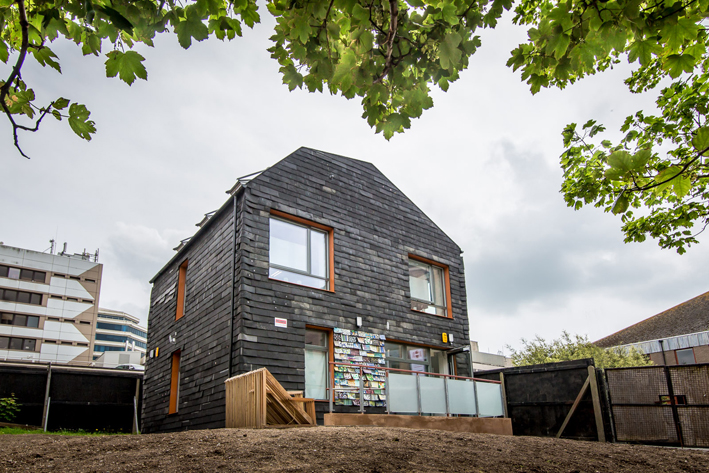 bakerbrown is a cofounder of the respected lewes based bbm sustainable design studio architect of the wastehouse which highlights reuse and recycling